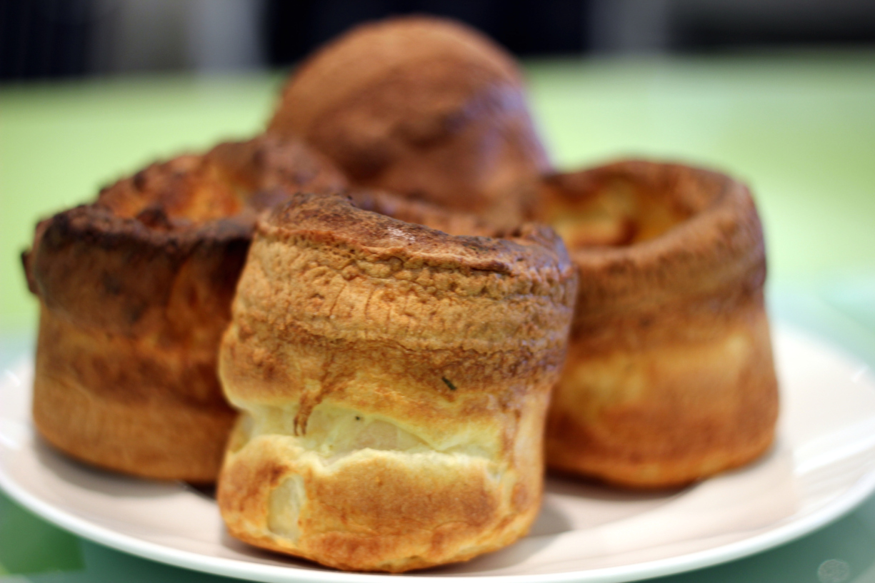 National Yorkshire Pudding Day 2016