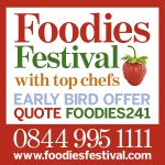 Offer Coupon for the Foodies Festival