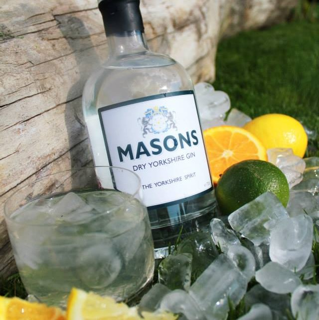 masons Yorkshire gin