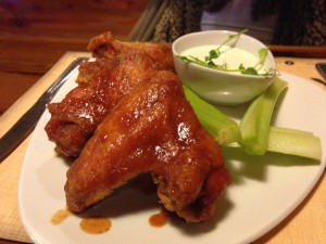 Have you tried the wings at Moo Bradford