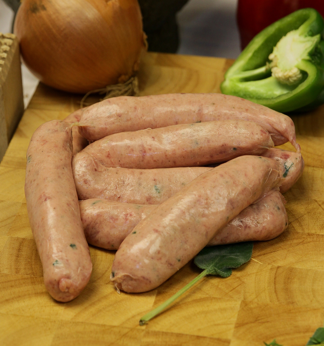 Sausages from Yorkshire Finest Foods