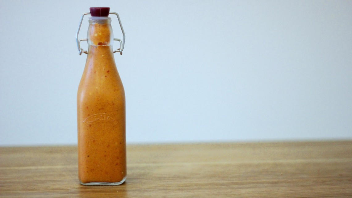 Our Piri Piri Marinade