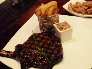 Rib Eye at The Meat Co