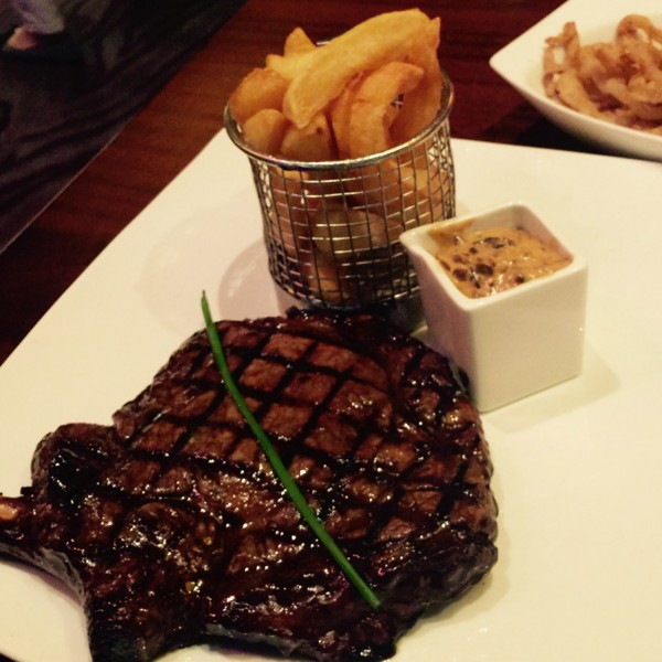 Steak at The Meat Co