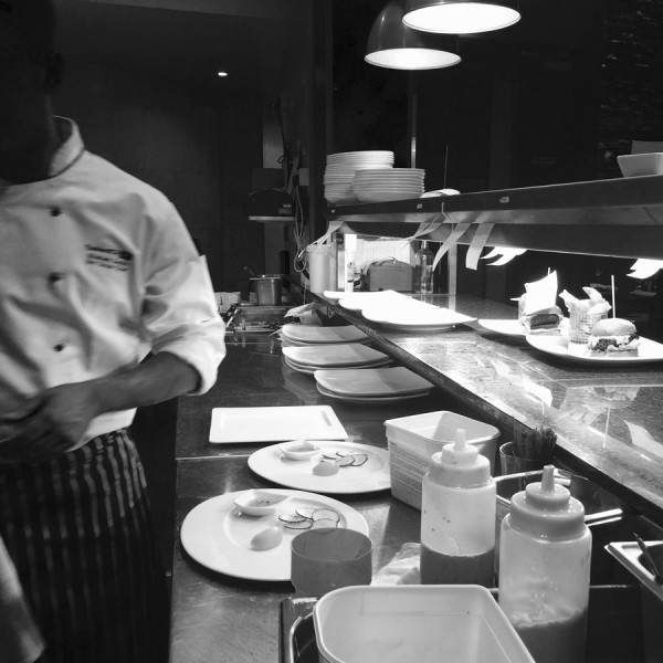Kitchen at The Meat Co