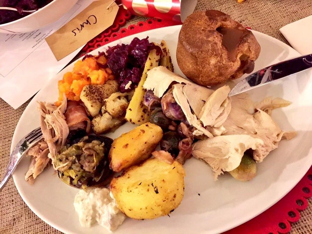 Waitrose Christmas Dinner
