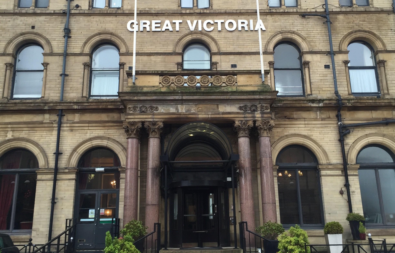 Victoria Hotel Bradford Restaurant Menu