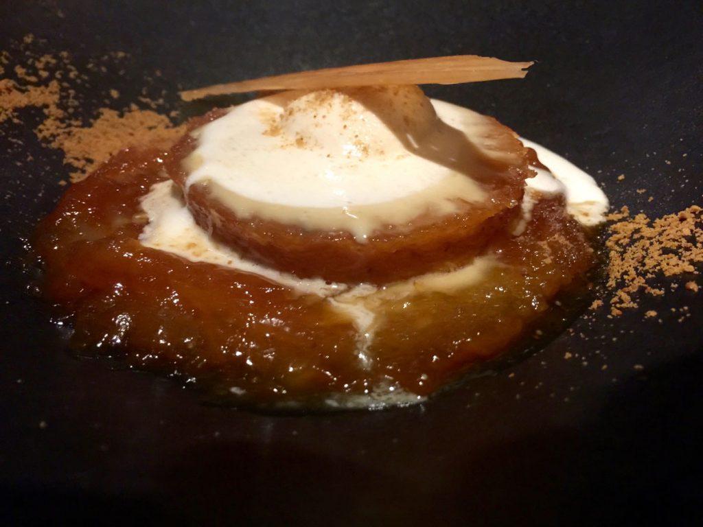 Dessert at Stockdales