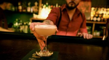 Vice and Verture Bar Leeds