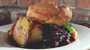 Lockwoods Yorkshire Pudding Day roast. Feb 2017