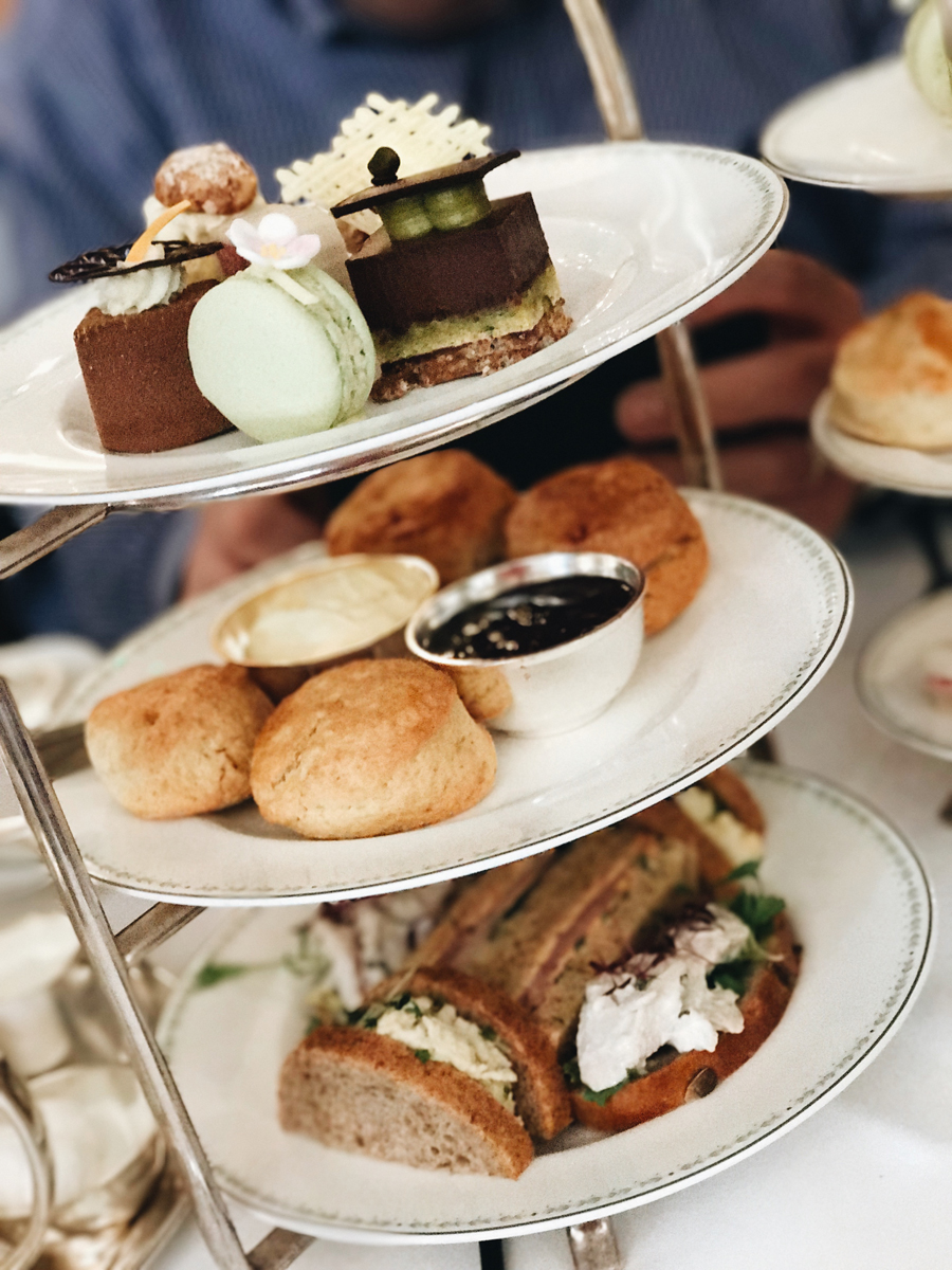 The Afternoon Tea at Bettys