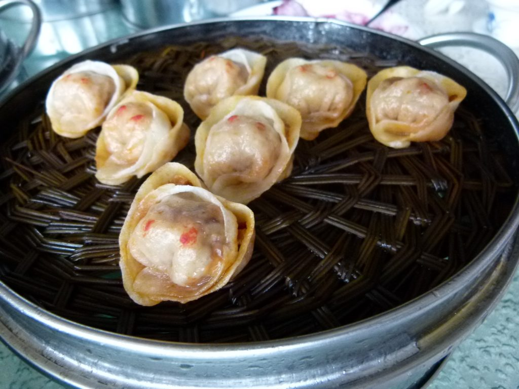 Dumplins in China