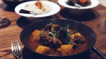 Curry at Tapasya