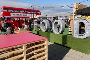 Bradford Forster Square Food Festival