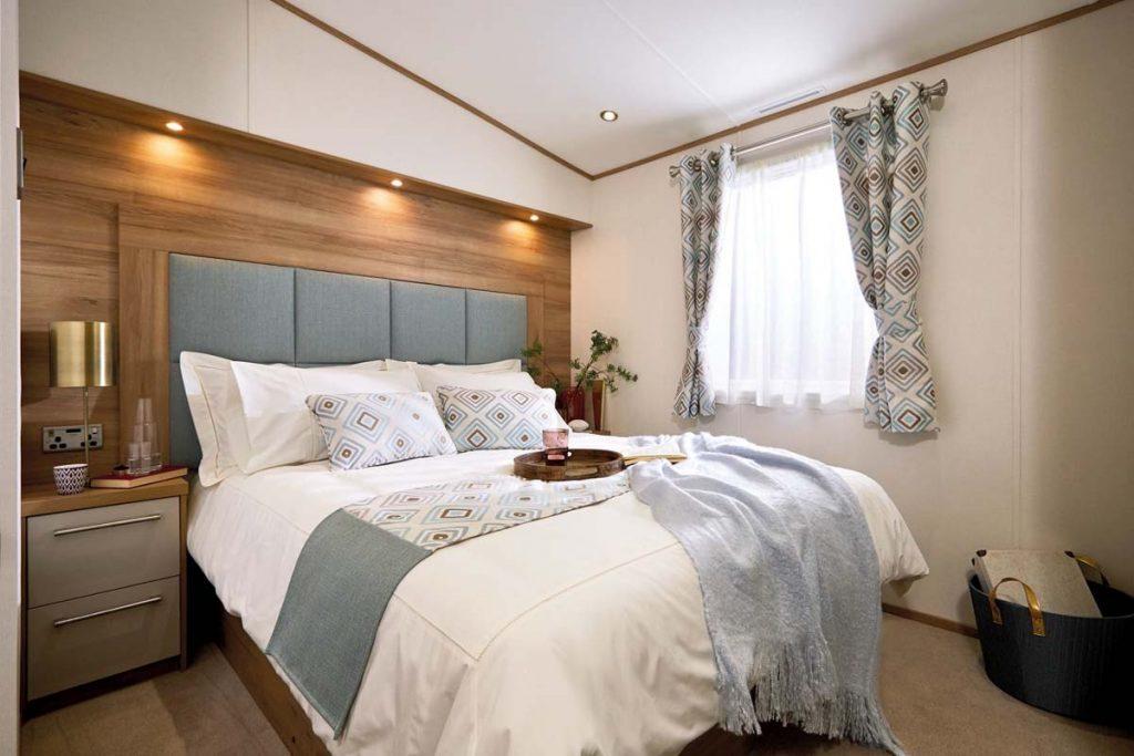 Master Bedroom ABI Caravan