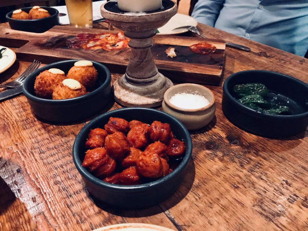 Tapas at Hito