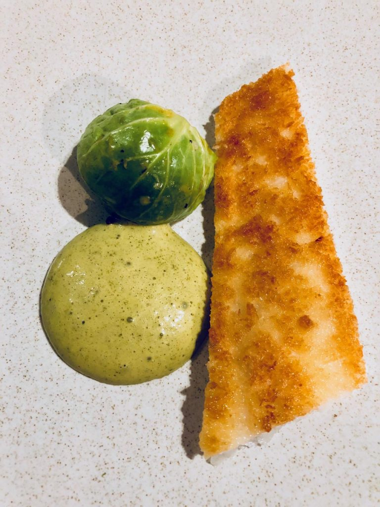 Sole dish at Horto