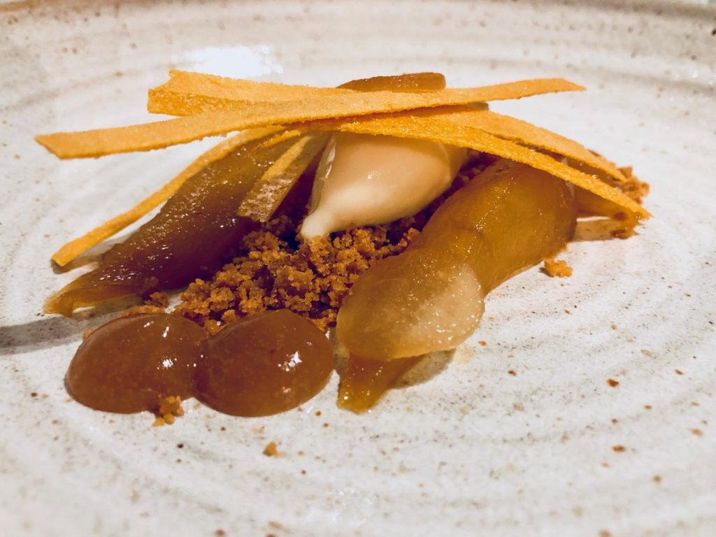 Dessert at Horto
