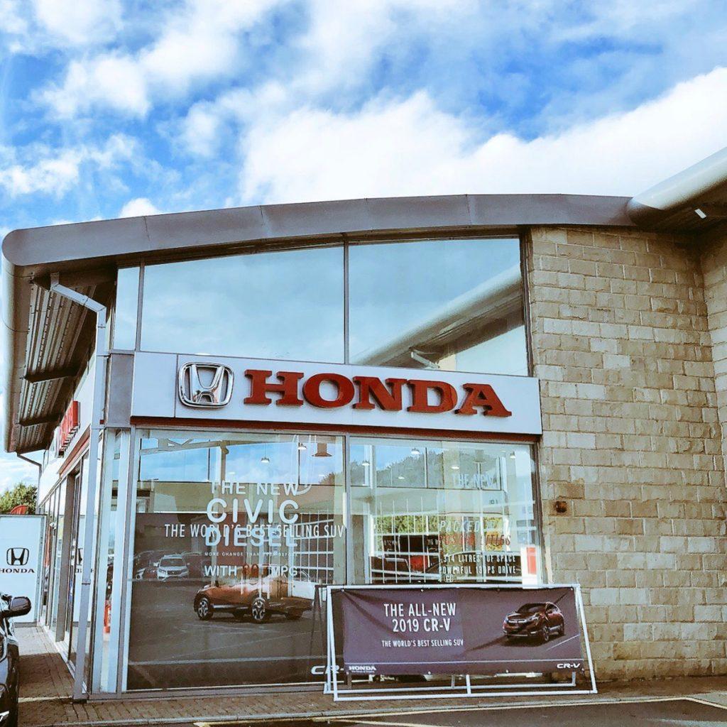 Honda Bradford