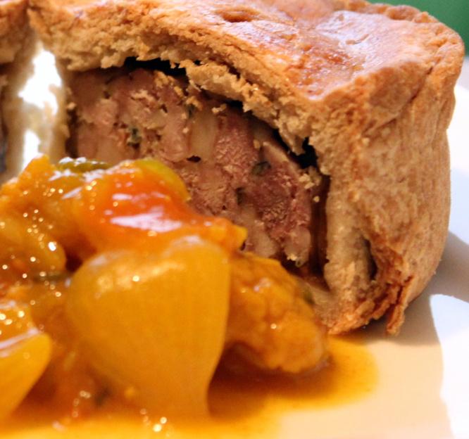 Pork Pie Piccalilli