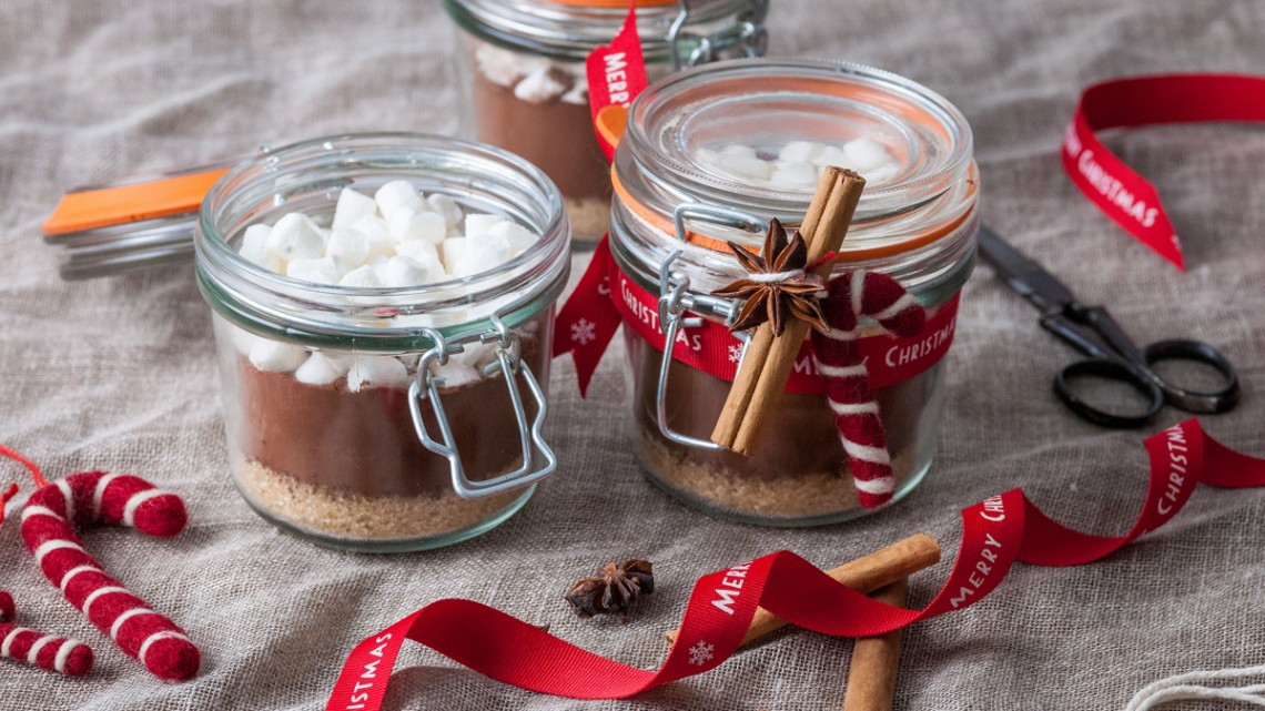 Frances Atkins - Spiced Hot Chocolate Mix