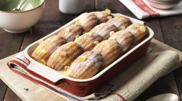 Bonne Maman Madeleine Butter Pudding 1