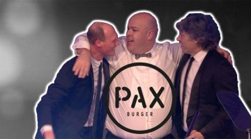 Pax Burger the best takeaway in the Yorkshire and Humber Region