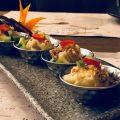 Dumplings at Cafe Thai
