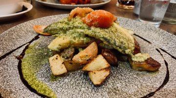 Fish Main Course Cafe Italia