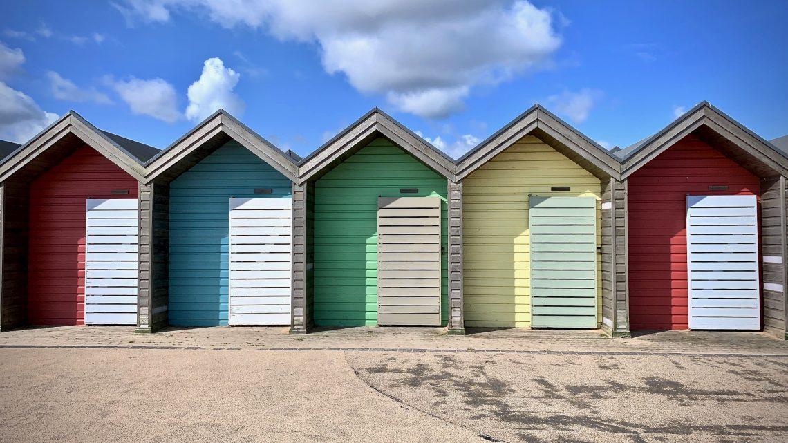Beach Hut Blyth