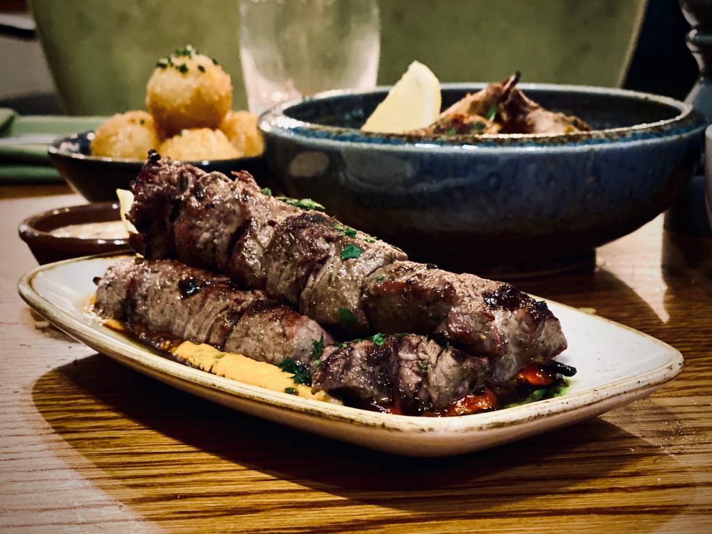 Lamb Skewers Leeds