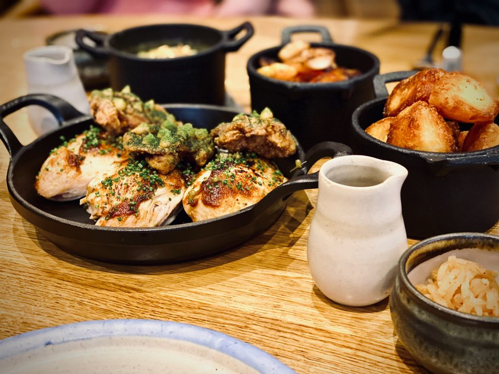 Sunday Lunch at Roots York