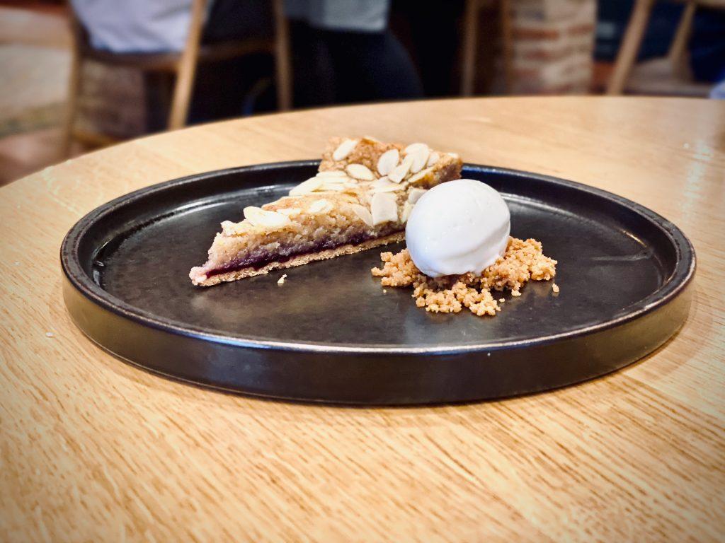 Dessert at Roots York