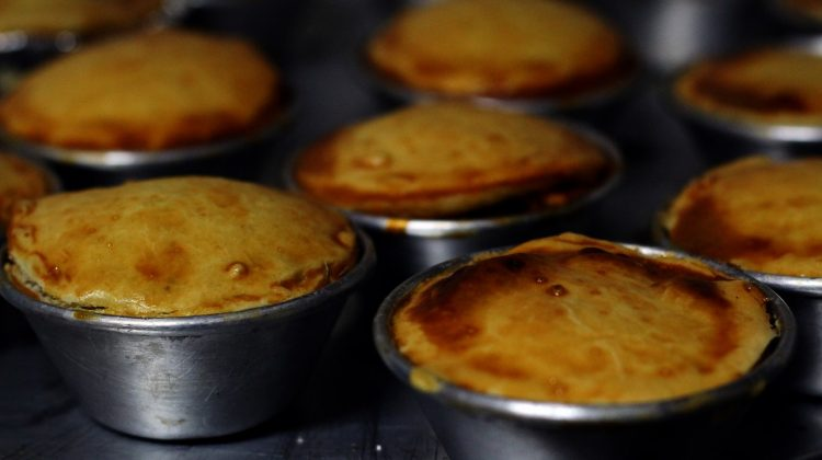 Baked pies