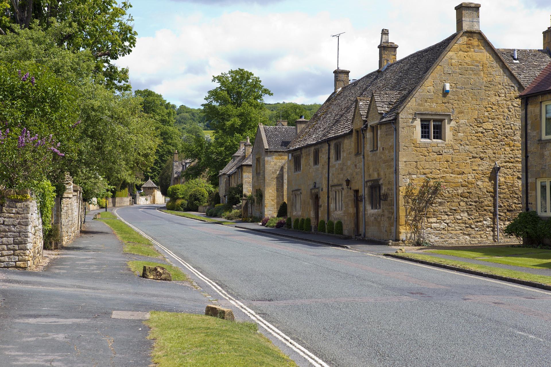 cotswold village street