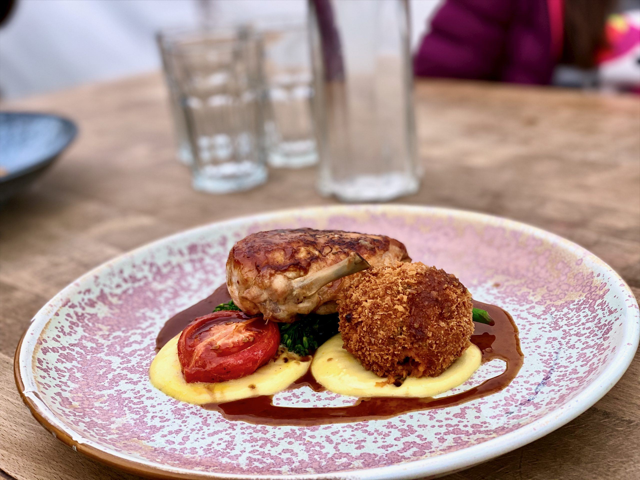 Yorkshire Chicken Dish