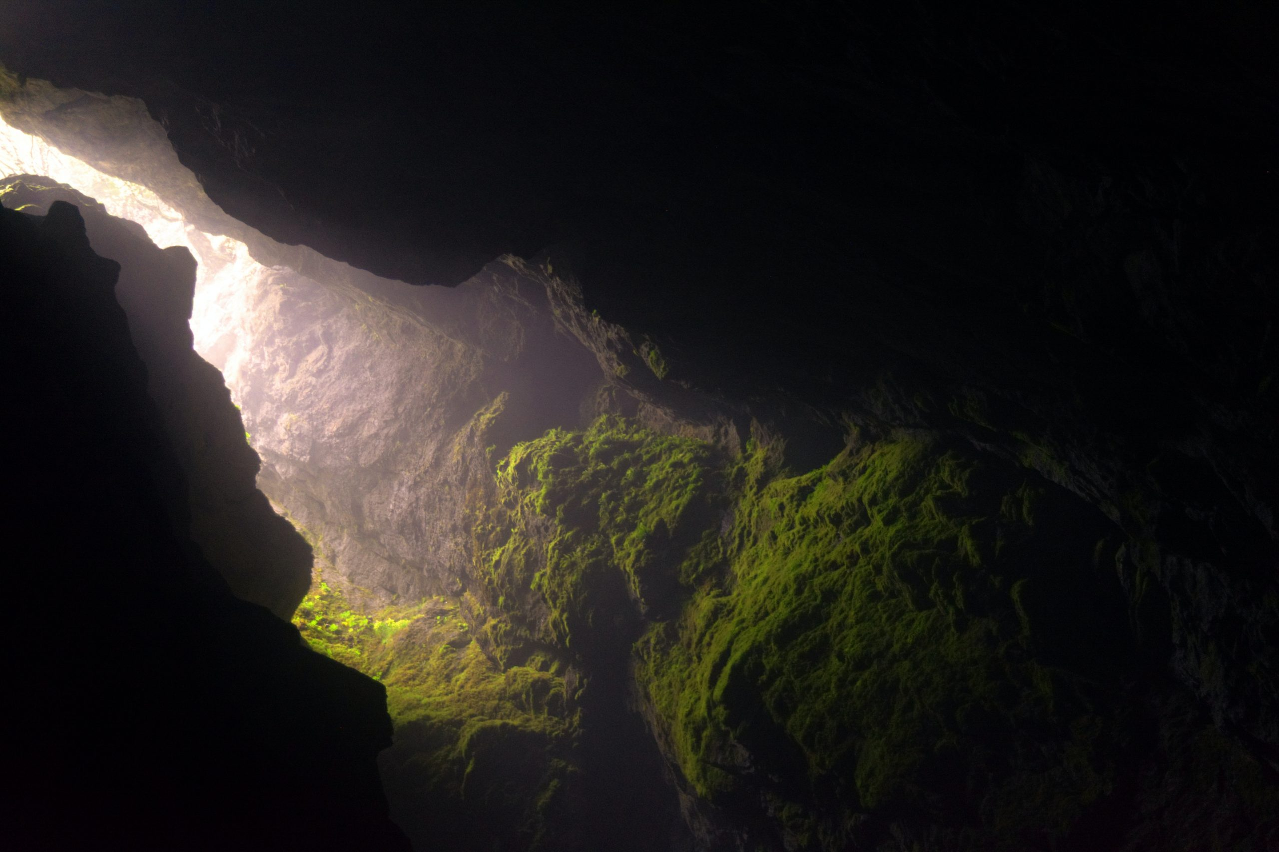 Yorkshire Cave
